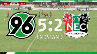 Hannover 96 vs NEC Nijmegen full match