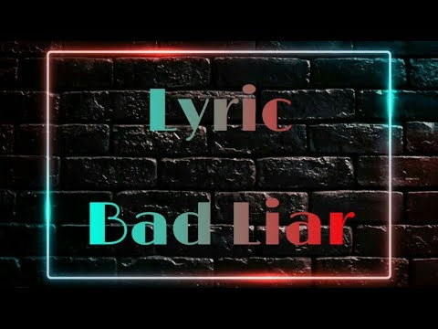 bad-liar---imagine-dragons-acoustic-cover-by-anna-hamilton-(lyric)-lirik