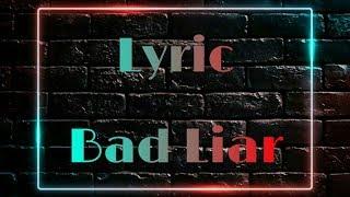 Download Bad Liar - Imagine Dragons Acoustic Cover by Anna Hamilton (Lyric) Lirik