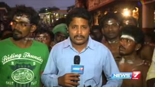 Thai poosam festival in Thiruchendur | News7 Tamil