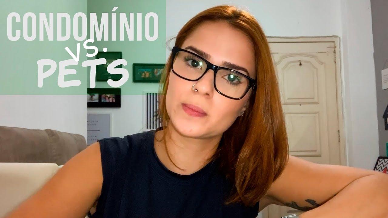 CONDOMINIO x ANIMAIS - Manoela Duarte