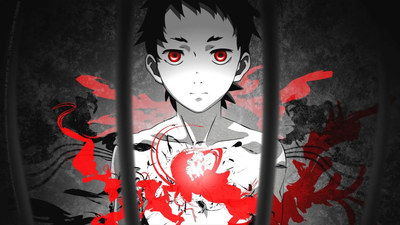 deadman wonderland Ganta and shiro finally face off against each other inside a collapsing deadman wonderland shiro speaks of her past and how she's been wishing for ganta to kill her.