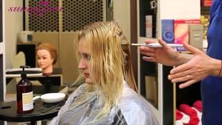 Тест редакции: холодное кератиновое восстановление волос(, 2014-01-21T11:16:54.000Z)