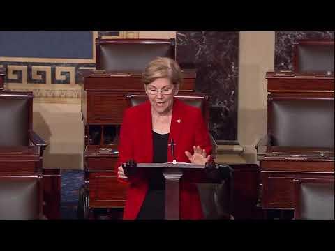 Senator Elizabeth Warren Speaks on the Cassidy-Graham Repeal Proposal