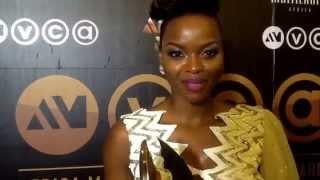 AMVCA2015 Kehinde Bankole wins Best Actress Drama