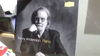 Benny Andersson (Album Piano - 2017) - Thank You Four The Music