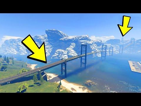 COMO IR PARA NORTH YANKTON no GTA 5!!! (incrível)