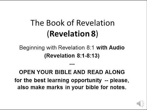 Audio Bible Study Verse By Verse