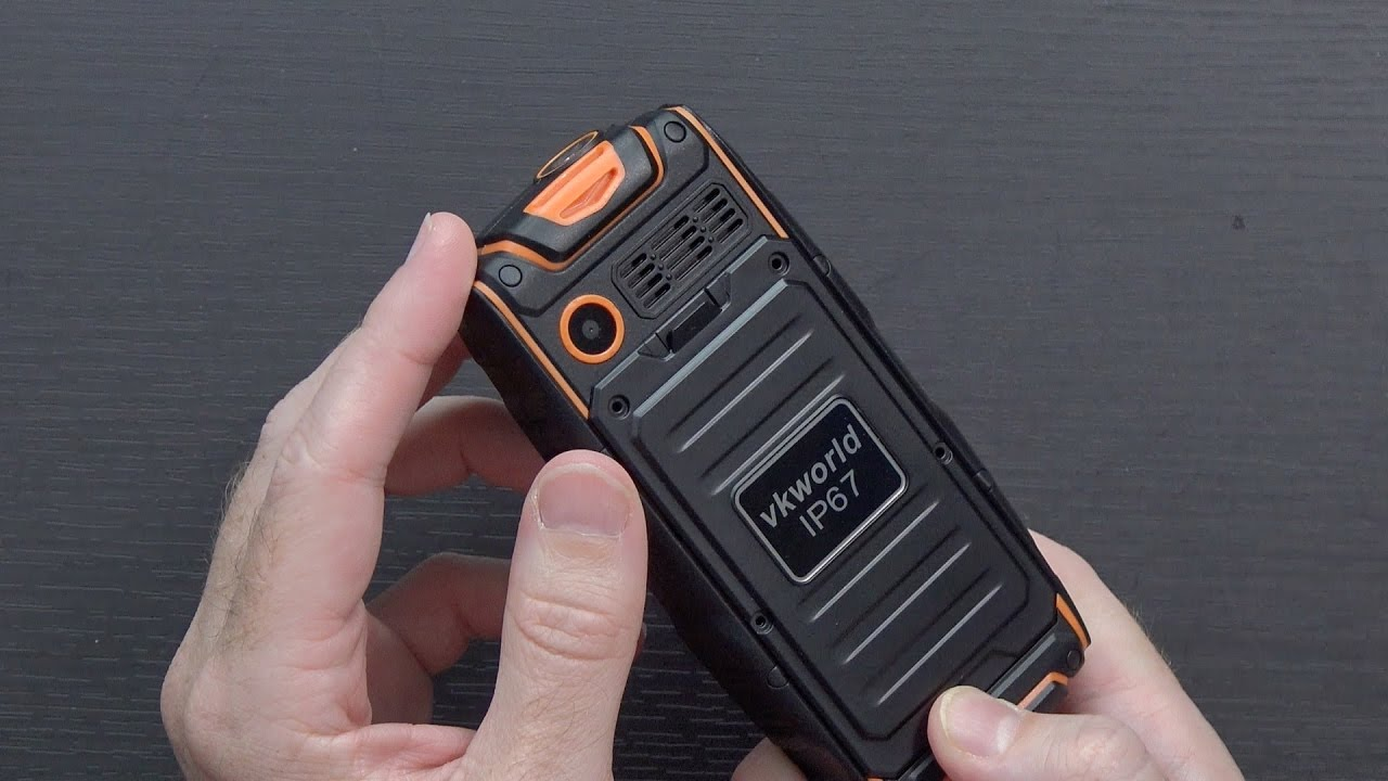 Swiss Army Knife Of Cell Phones Vkworld V3 Ultra Rugged