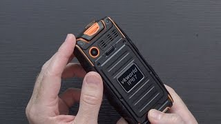 Swiss Army Knife of Cell Phones? VKWorld V3 Ultra-rugged, Waterproof Phone