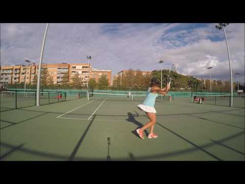 Tanit López College Tennis Recruiting