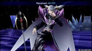 EMPEROR v.s LAGUNA - Dissidia 012 [Full HD 1080p]