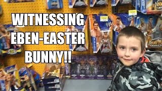 WWE TOY HUNT: Easter Sunday Figure Aisle Fun! Wrestlemania Elite, Basic Mattel Wrestling Figures