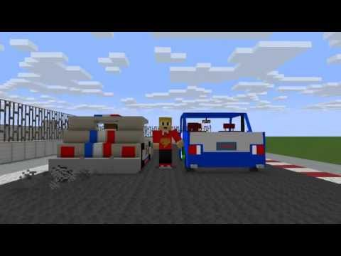 Herbie fully loaded race scene READ DESCRIPTION FIRST
