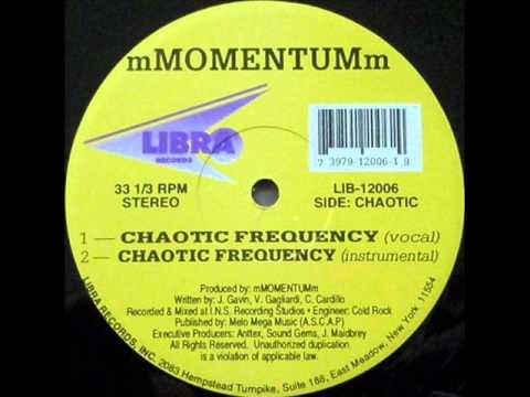 MMOMENTUMM - AS I MOVE ON ( rare 1995 NY rap )