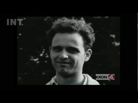 Mario Savio, leader of the Free Speech Movement at UC Berkeley (1964) - from THE EDUCATION ARCHIVE