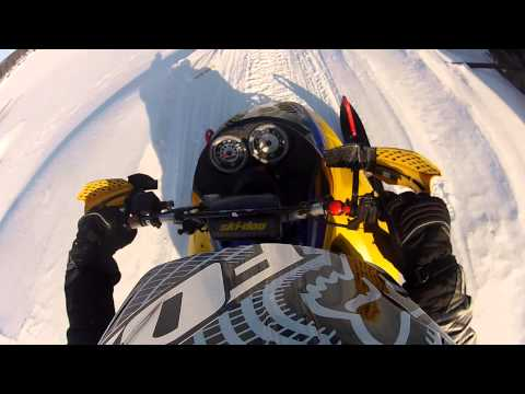 Typical skidoo problem?