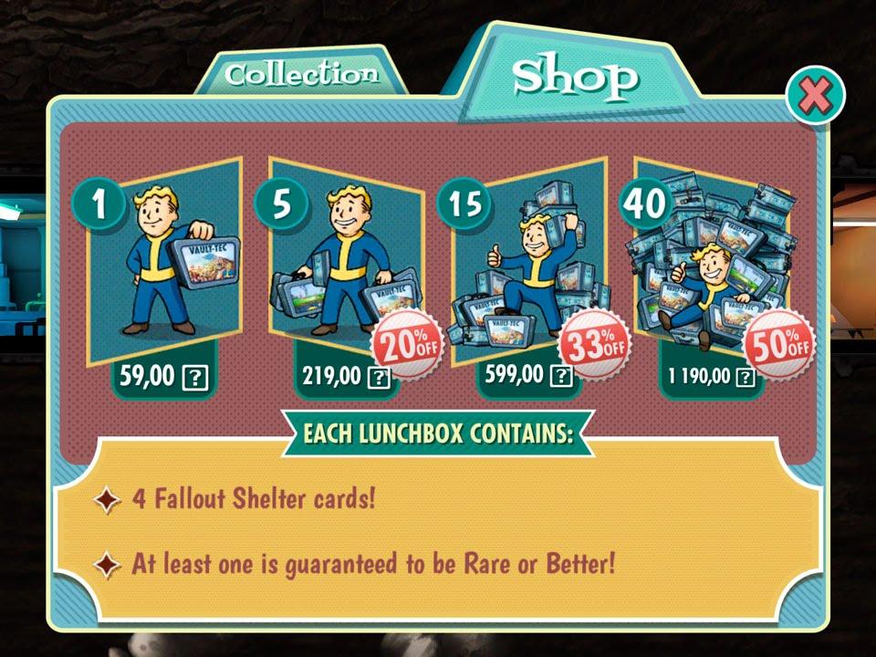 Скачать Fallout Shelter На Андроид Мод Много Денег И Ланч Боксы - фото 4