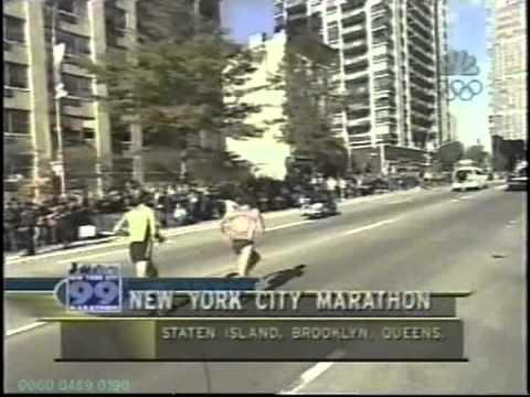 Maratona de Nova Iorque - feminina - 1999