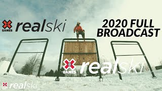 Real Ski 2020: FULL BROADCAST | World of X Games