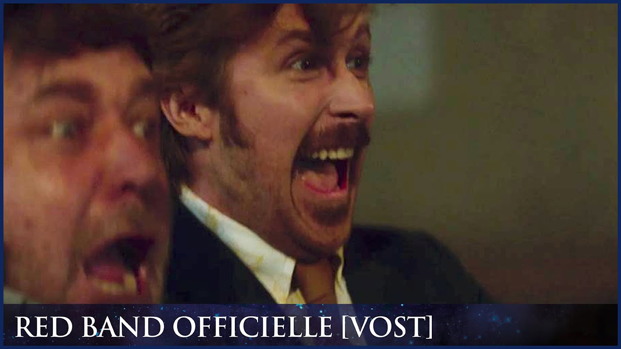 THE NICE GUYS - Bande-annonce non censurée [Russell Crowe, Ryan Gosling]