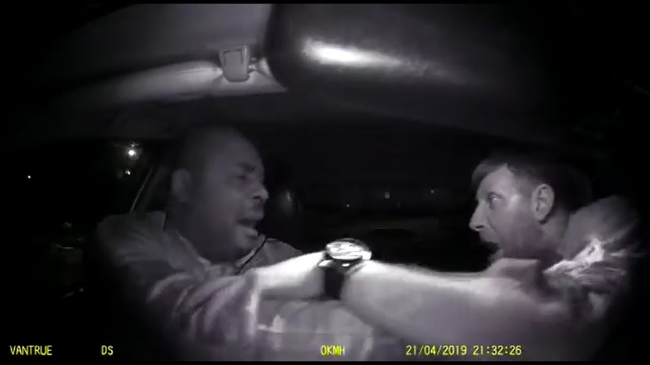 Black Taxi Driver Physically Attacked By White Passenger Screaming N-Word