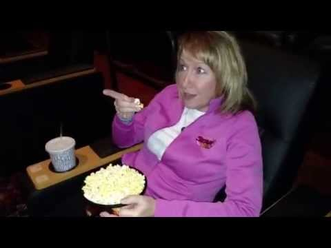 Celebration! Cinema's new recliners!!