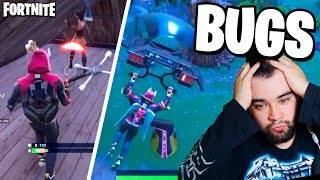 THE BEST BUGS OF FORTNITE #04