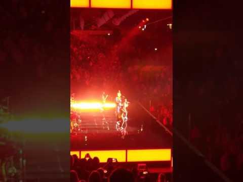 Bruno Mars Concert, Sacramento