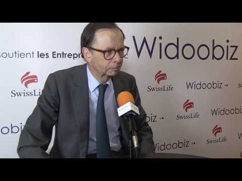 Louis Schweitzer - Initiative France [ Salon des Entrepreneurs de Paris 2014 ]
