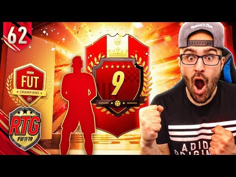 OMG MY 9TH IN THE WORLD REWARDS *HUGE PROFIT* - FIFA 19 Ultimate Team RTG #62
