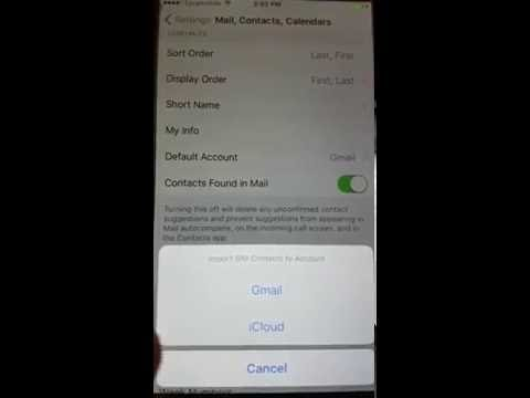 How to Recover Lost iPhone Contacts? [Solved] Contacts Disappeared.