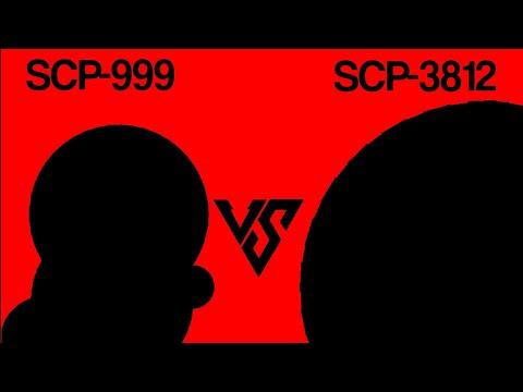 SCP-999 Vs. SCP-3812 | Stick Nodes
