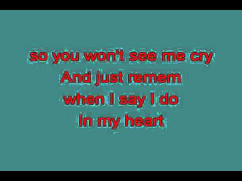 WISHING IT WAS YOU 713747 [karaoke]