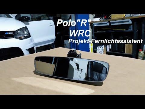 Teil 1 Vw Polo R Wrc Mit Vw T6 Innenspiegel Fla Ch Lh Auto Led Scheinwerfer