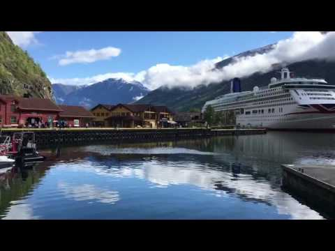 Norway visit - Bergen, Flåm, Olden and Stavanger