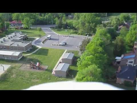 Flight Over Nashville International Academy