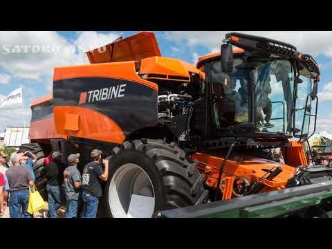 МЕГА Комбайн Tribine