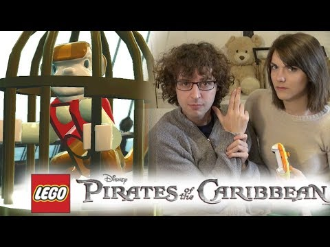 Stampy & Sqaishey - LEGO: Pirates Of The Caribbean ~ Ep 7