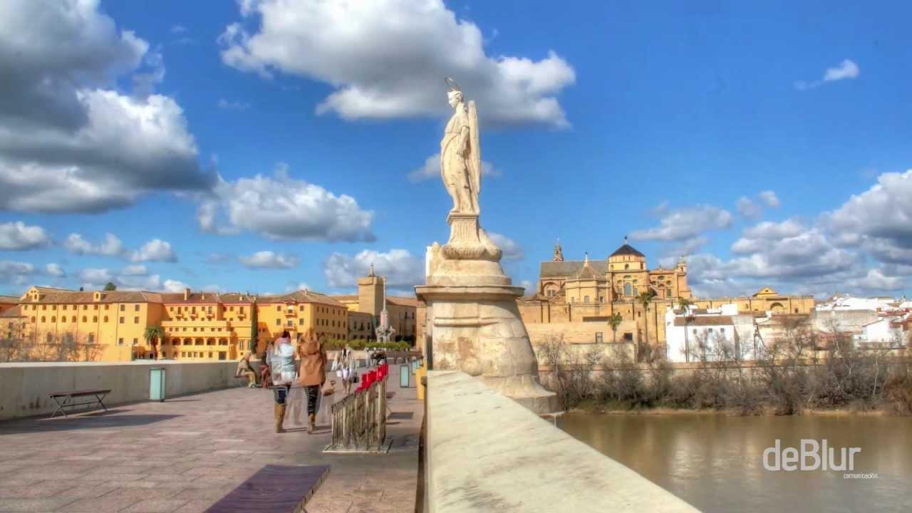Córdoba en HDR. Time lapse por Deblur Comunicación