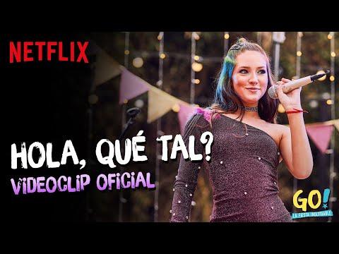 Go! La Fiesta Inolvidable - Hola, Qué Tal? videoclip oficial