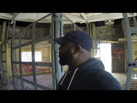 Caged In the Abandoned Belle Isle Zoo In Detroit: The Lost Files
