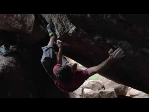 Pro Paul Robinson, First Ascent of Stranger Things, V12