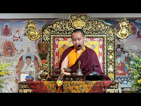 Guru Rinpoche Day Tsok Offering Puja at Taiwan by Dolpo N.O.R Rinpoche  Lamas,