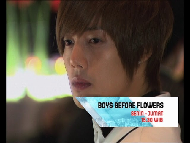 Makin Seru! Boys Before Flowers Di GlobalTV Seru!