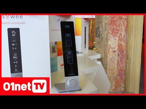 Sowee : une station connectée pour gérer sa consommation d'énergie