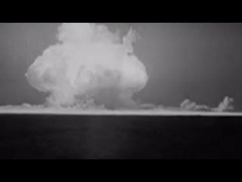 70 лет назад США первыми в мире провели испытания ядерной бомбы