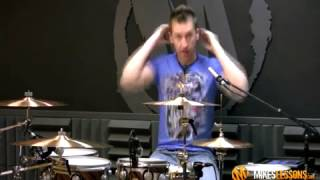 Incredible  DRUM LESSON with Mike Johnston - Breaking Down Polyrhythms