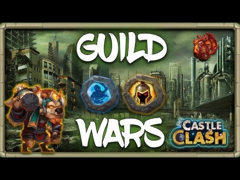 Guild Wars 3/30 Livestream Highlight! Castle Clash