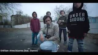 Хорёк Боня в клипе у OrelSan / pet ferret / rêves bizarres